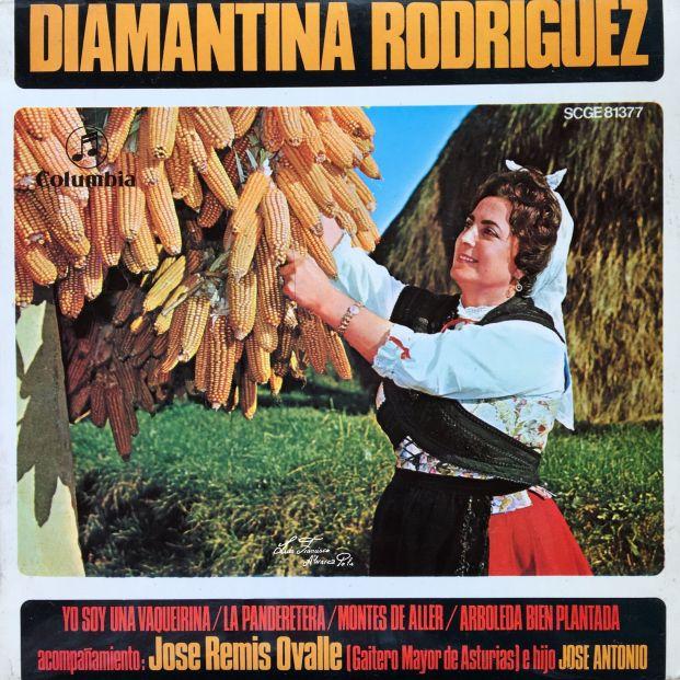 Diamantina Rodríguez, una de las voces más importante de la canción asturiana, cumple 100 años