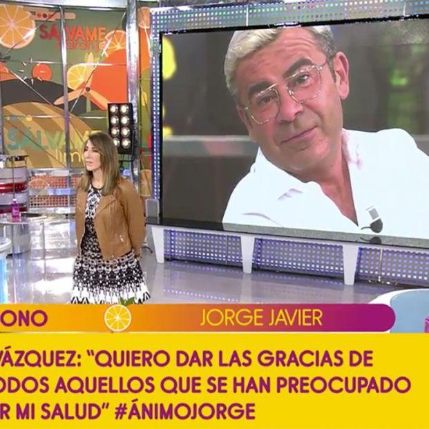 Novedades sobre el estado de salud de Jorge Javier Vázquez