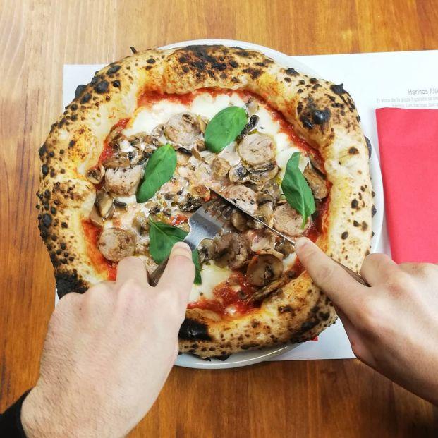 Estas son las 5 pizzerías españolas que están entre las 50 mejores de Europa en 2020
