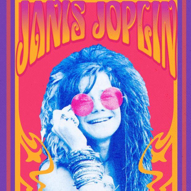 Llega a las librerías 'Janis Joplin. La biografía definitiva de la legendaria reina del rock'