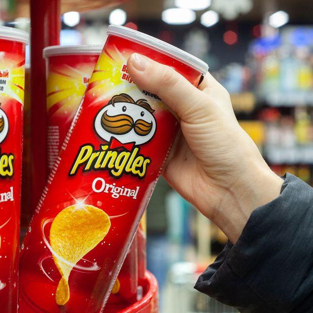 El envase en forma de tubo de las patatas Pringles tiene los días contados
