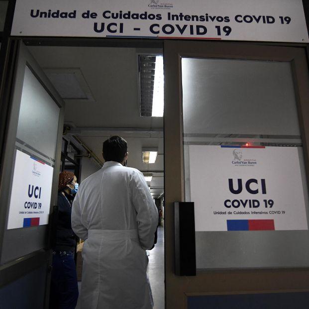 Más del 80% de los pacientes Covid-19 que fueron ingresados en la primera ola padecía neumonía