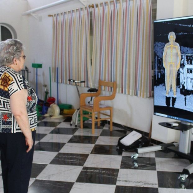 Llega la rehabilitación remota de personas mayores