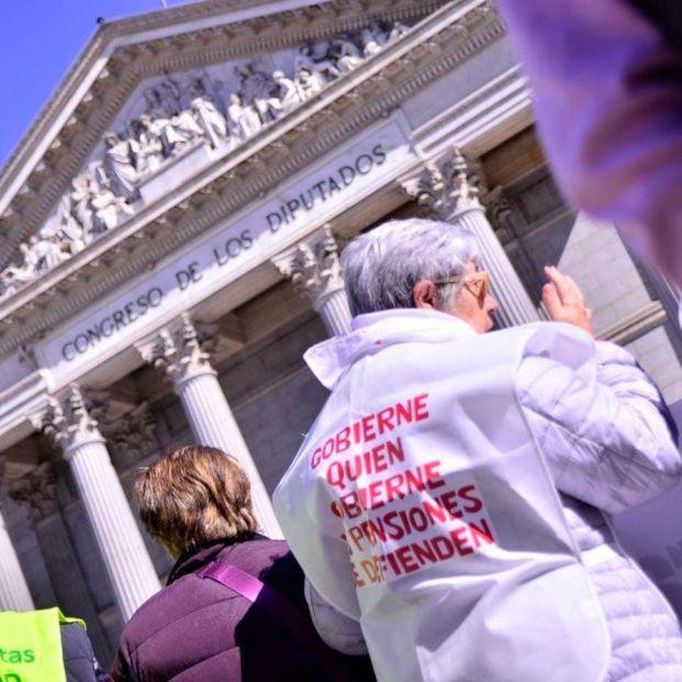"""Por la defensa de pensiones públicas """"gobierne quien gobierne"""""""