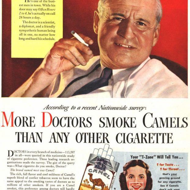 Estos anuncios hoy estarían prohibidos
