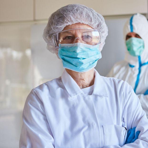 Coronavirus: Las enfermeras explican las diferencias entre PCR, prueba serológica y test rápido