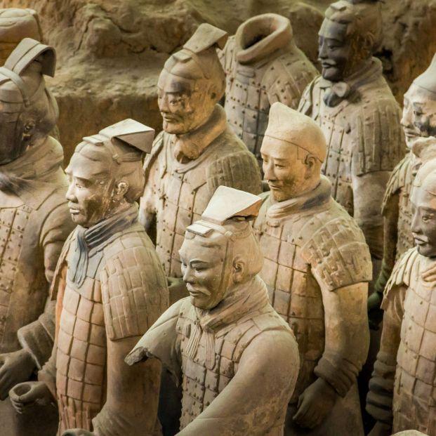 Los guerreros de terracota de Xi'an se podrán ver en 2021 en Alicante