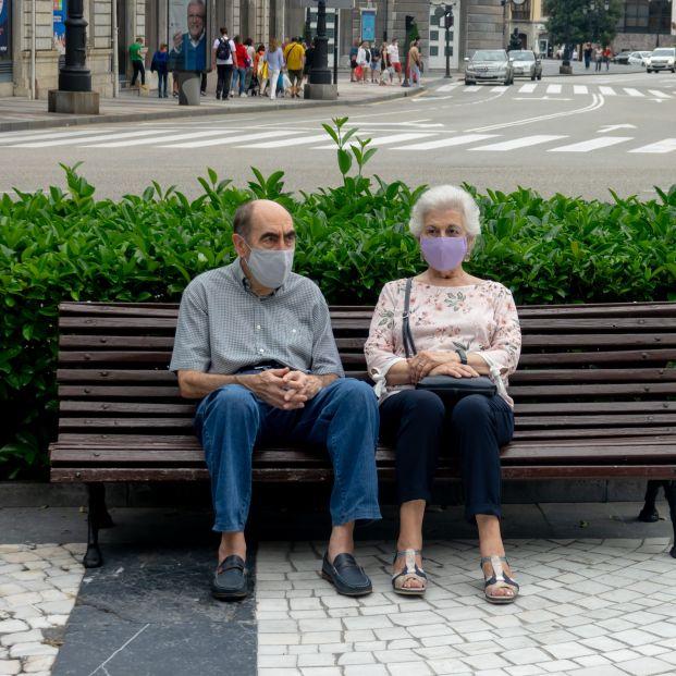"""""""Con el coronavirus lo peor para la familia del enfermo de alzheimer es el contacto con la realidad"""". Foto: Europa Press"""
