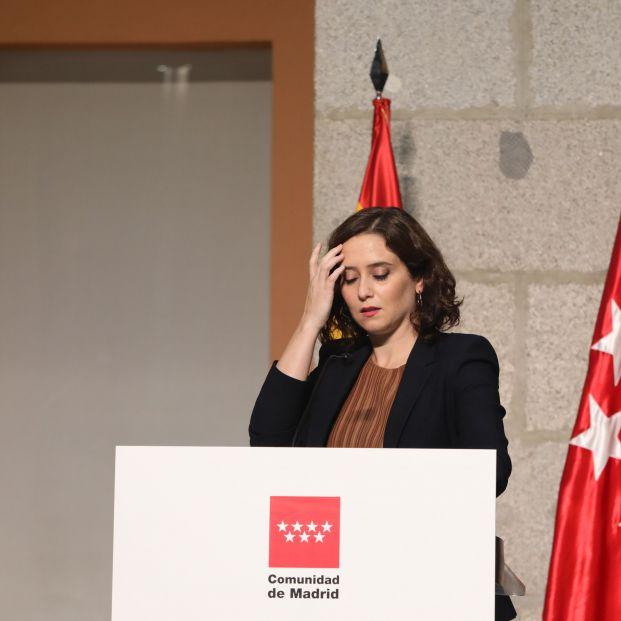La Comunidad de Madrid estudia pedir a Sánchez que decrete el toque de queda