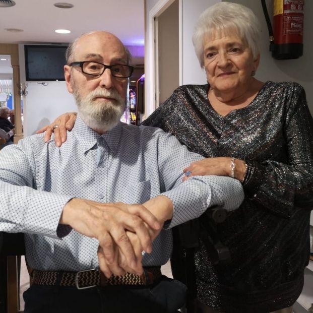 """""""El cuidador de una persona con alzhéimer es también un afectado por la enfermedad"""". Foto: Begoña Pérez Garasa"""