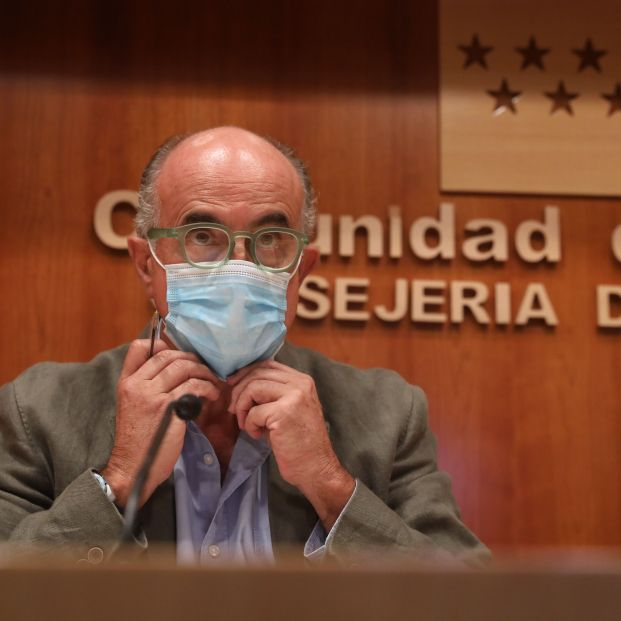 Madrid aplaza al viernes la decisión de extender las restricciones a otras zonas