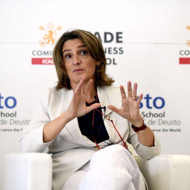 EuropaPress 3334623 vicepresidenta cuarta ministra transicion ecologica reto demografico teresa