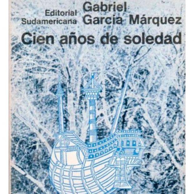 Portada de Cien Años de Soledad, novela que adaptará a televisión Netflix (1967)