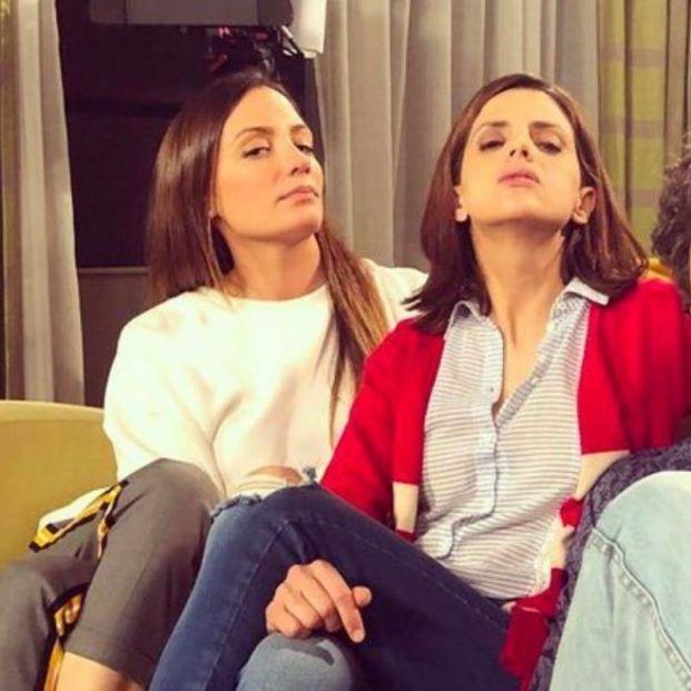 La nueva temporada de 'La que se avecina' (@macarenagomezoficial)