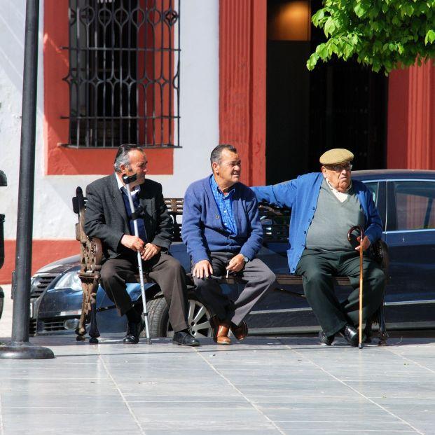 Las 12 provincias españolas cuya pensión media de jubilación no llega a los 1.000 euros