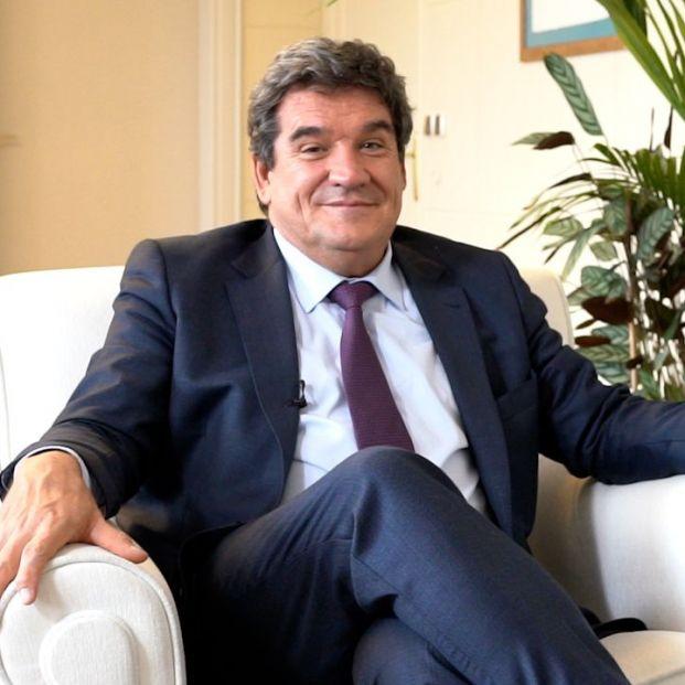 """José Luis Escrivá: """"Las pensiones mínimas se revalorizarán por encima del IPC"""""""