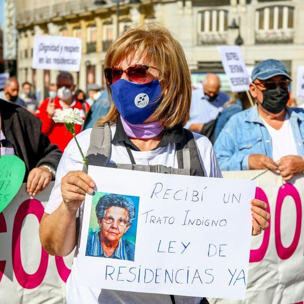 51 usuarios de residencias han muerto por Covid este verano en Madrid, 33 de ellos en septiembre