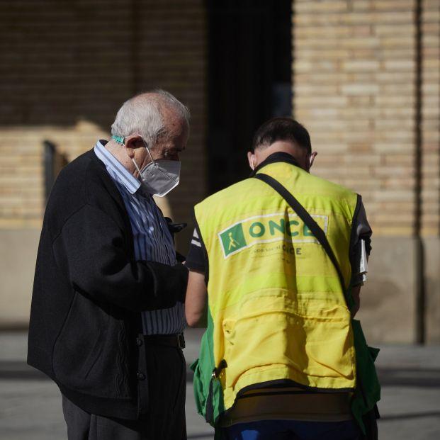 ONCE pide a Europa que no abandone a las personas con discapacidad ante la crisis del Covid