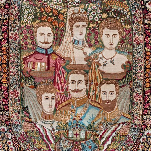 alfombra kaiser