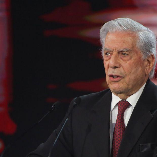 """Vargas Llosa: """"Sigo escribiendo cada día"""""""