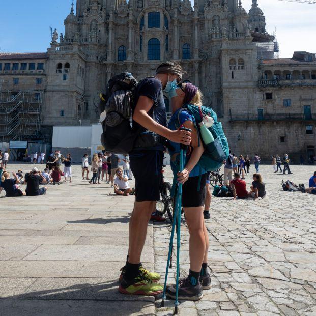 El Camino de Santiago se moderniza y ahora las credenciales serán digitales