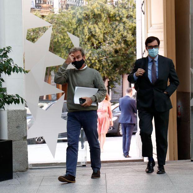 Gobierno y Madrid pactan aplicar criterios comunes para imponer restricciones en ciudades grandes