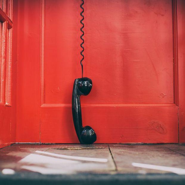 Las líneas de teléfono fijo están condenadas a desaparecer (Fuente Bigstock)