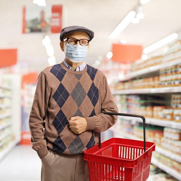 Los mayores quieren supermercados seguros, con servicio personalizado y un surtido de confianza