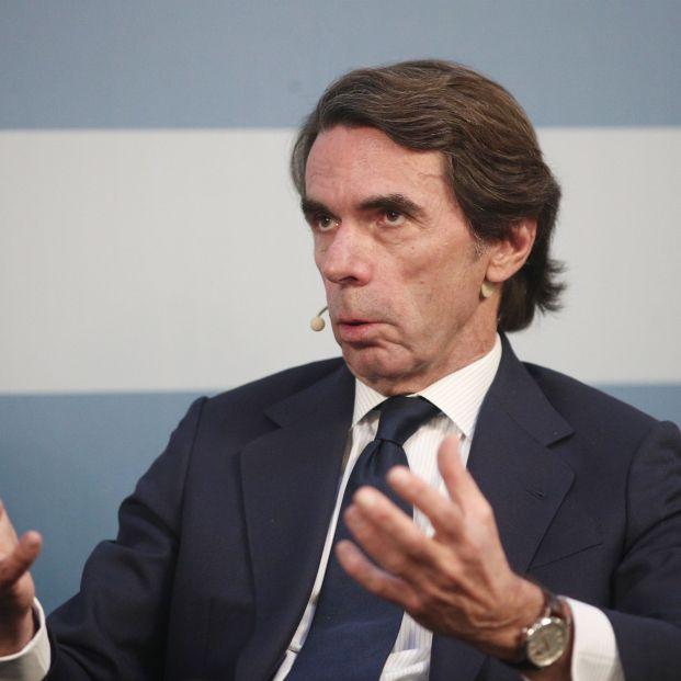 """José María Aznar: """"España se mueve hacia un populismo autoritario"""""""