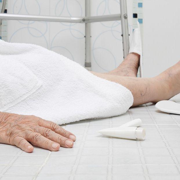 Seis consejos para evitar resbalones en la ducha
