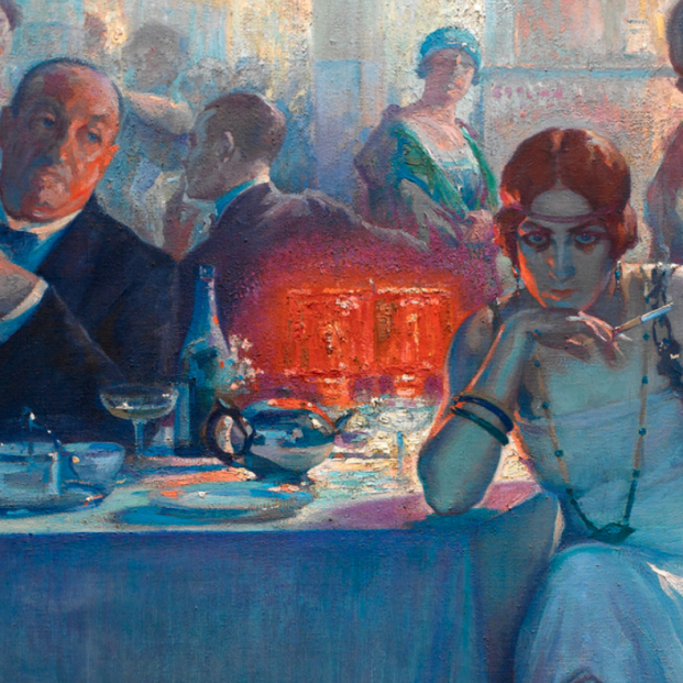 """El Museo del Prado """"viaja al epicentro de la misoginia"""" del siglo XIX con 'Las invitadas'"""