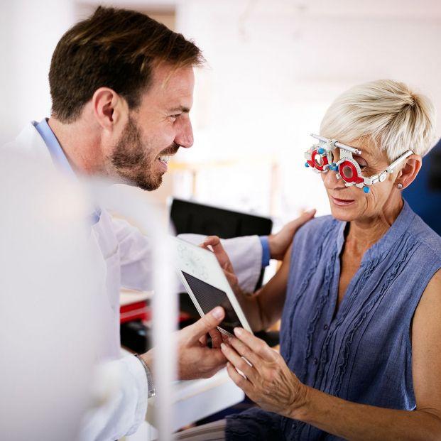 Estas son las enfermedades oculares más frecuentes en personas mayores