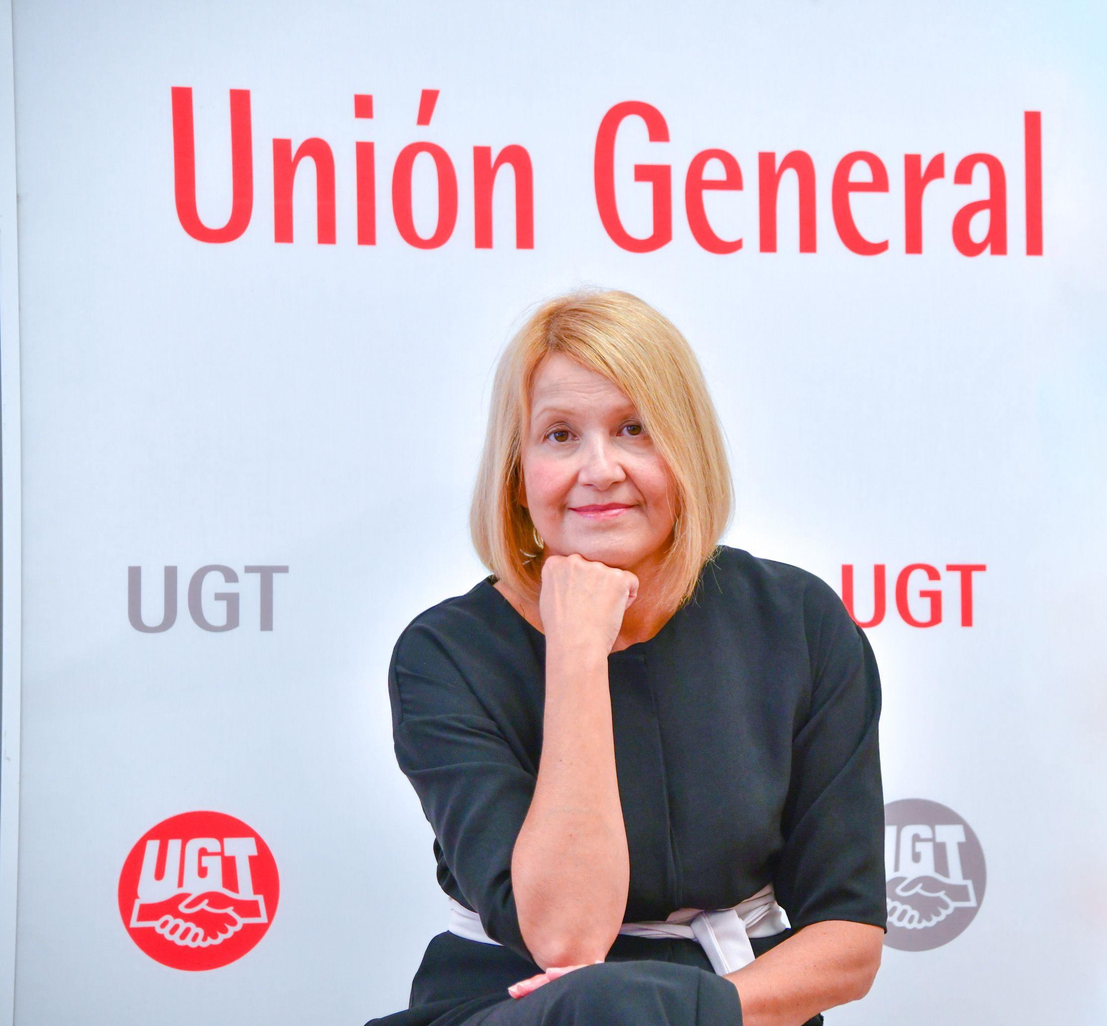 "Mari Carmen Barrera (UGT): ""Recortar pensiones es económicamente inviable"""