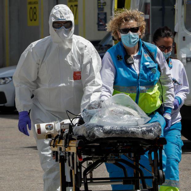 Covid-19: Los mayores de 80 vuelven a los hospitales, pero ahora se contagian en el hogar familiar