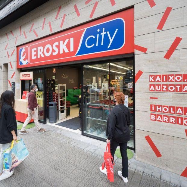 Alerta alimentaria de Eroski: el supermercado pide que no se consuman