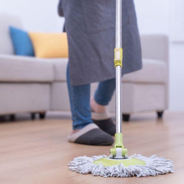 Cómo limpiar el parqué y mantenerlo en perfecto estado