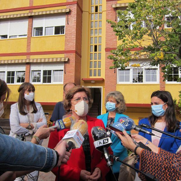 Aragón prohíbe salidas y visitas a residencias de mayores en la capital del 10 al 18 de octubre
