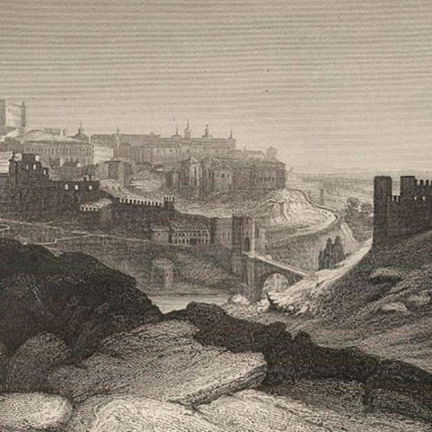 La colección de grabados de Toledo, disponible desde tu teléfono móvil
