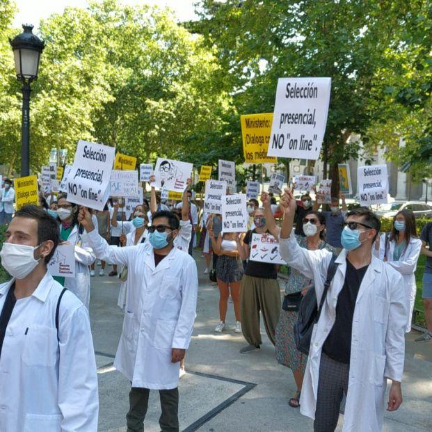 Los sindicatos médicos convocan el próximo 27 de octubre una huelga indefinida en toda España