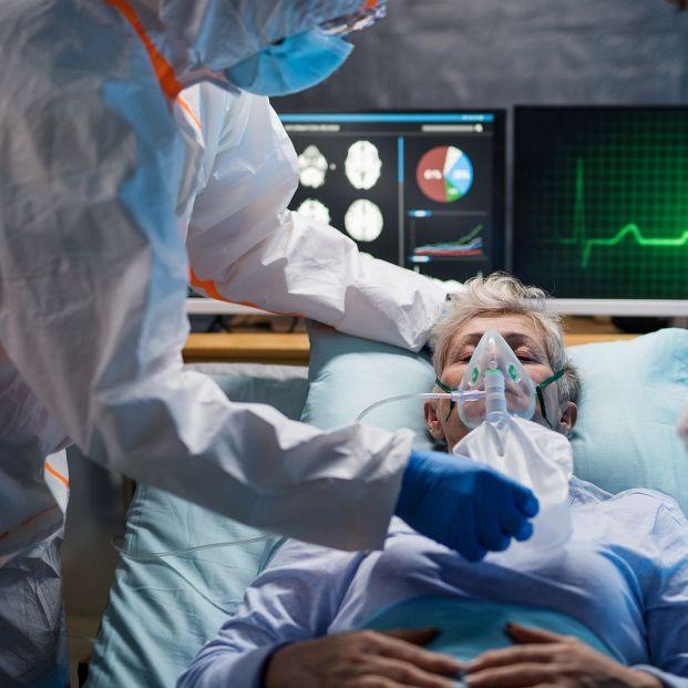 Diferencias entre los pacientes hospitalizados por gripe y por coronavirus