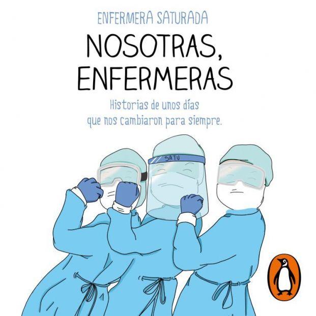 """Héctor Castiñeira (Enfermera Saturada): """"Tomamos la mano de los pacientes hasta el último minuto"""""""