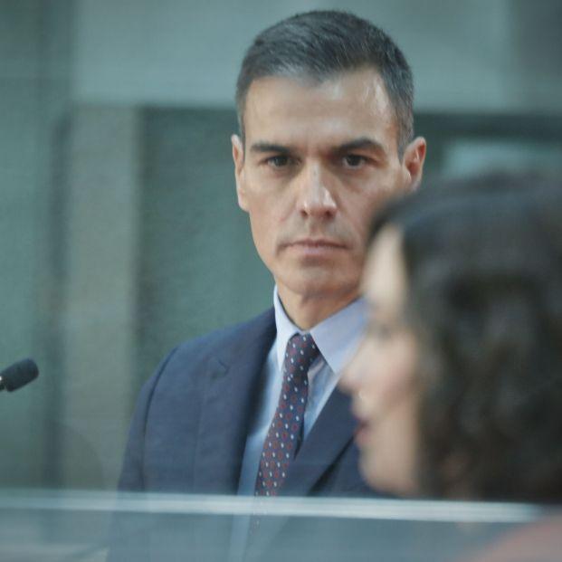 """Sánchez: """"El Gobierno utilizará todos los instrumentos disponibles para doblegar la curva en Madrid"""""""