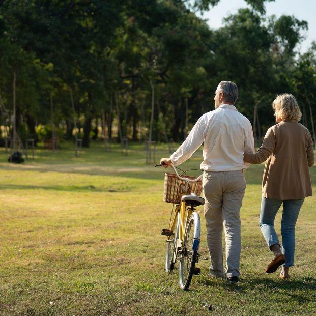 Formas de estirar la pensión: cambiar la ciudad por el campo