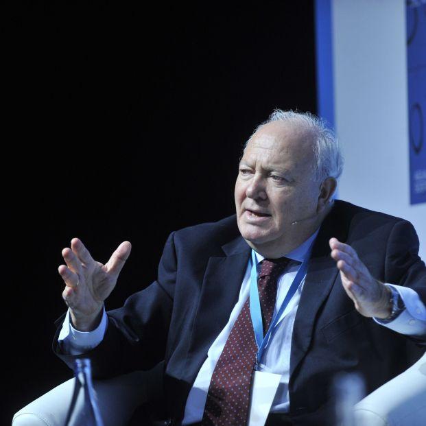 El alto representante de la Alianza de Civilizaciones de las Naciones Unidas, Miguel Ángel Moratinos