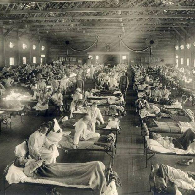 """Cartas y telegramas enviados durante la gripe de 1918: """"Hay que evitar la propagación del mal"""""""
