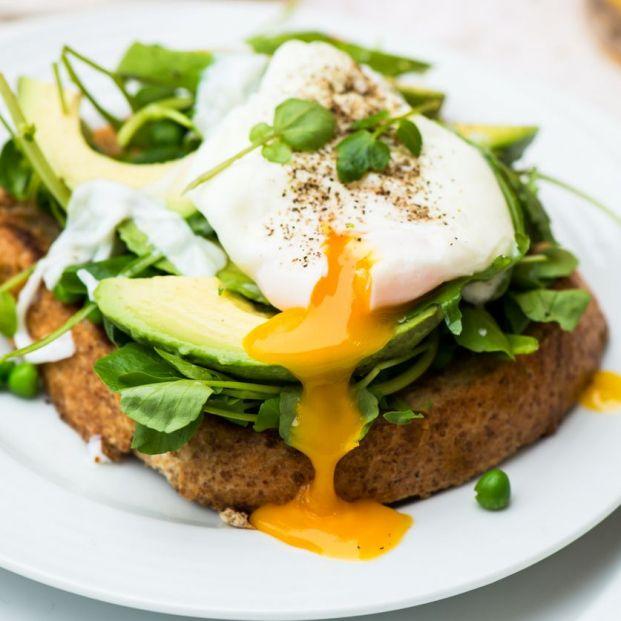 Los 5 desayunos con aguacate más sencillos