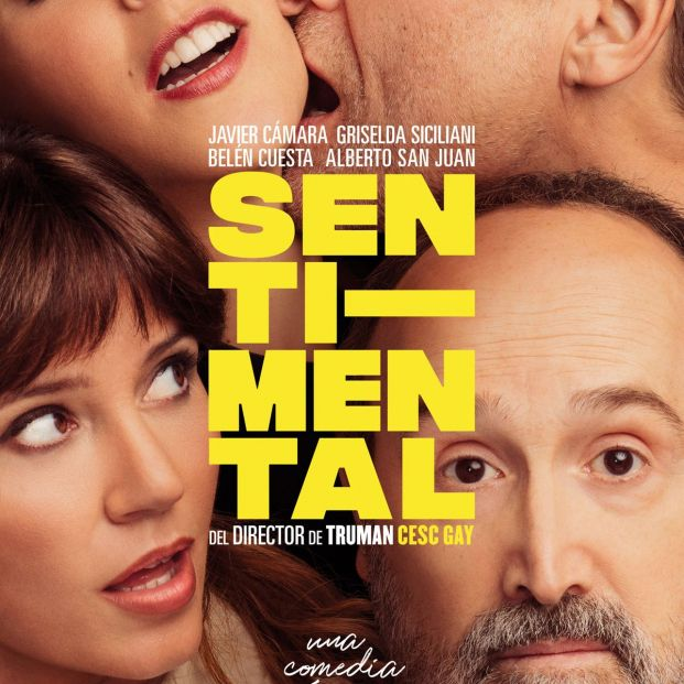 'Sentimental', la nueva película de Cesc Gay, llega a los cines