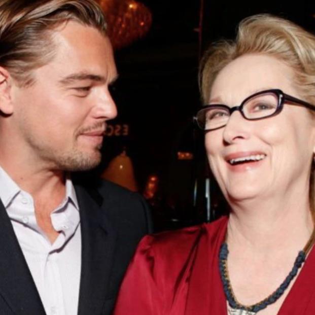 Leonardo DiCaprio, Meryl Streep, Cate Blanchett y Timothée Chalamet, juntos en 'Don't Look Up'