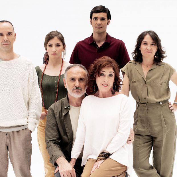 Verónica Forqué y 'Las cosas que sé que son verdad', en el Teatro Principal de Alicante