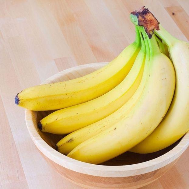 El plátano, una fruta muy completa con múltiples propiedades para nuestra salud
